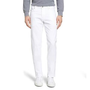 AG Men's Tellis Slim-Leg Twill Pants